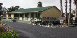 Backpacker Lodge